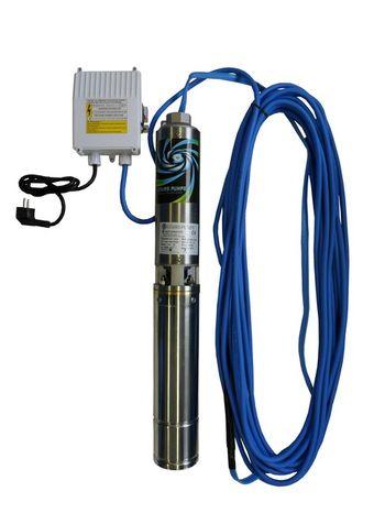 """Ponorné čerpadlo 4"""" ST-1814 230V; 1,1kW bez kábla"""